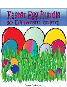 I am offering this HUGE 100 EASTER EGG BUNDLE!!!! All images are in png AND jpeg formats so they can easily be layered in your projects and lesson materials. Clip Art by Corinne is created by Corinne Orozco. All free and paid graphics may be used for personal and commercial use.
