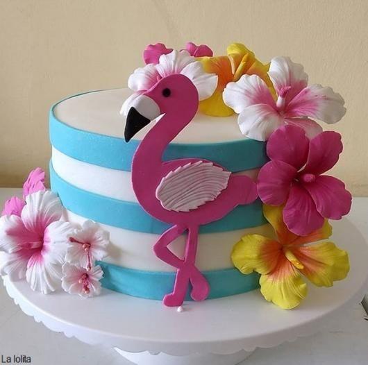Bolo Flamingo 74 Inspiracoes Com Decoracoes Apaixonantes Com