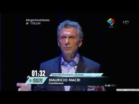 Algunas de las mentiras que llevaron a Mauricio Macri a ser presidente d...