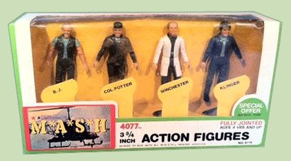 M*A*S*H* The 4077th - Action Figures