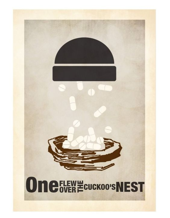 comparison between one flew over the The power of speech and silence in one flew over the cuckoo's nest by ken kesey  a literary analysis of one flew over the cuckoos' nest and a comparison to.