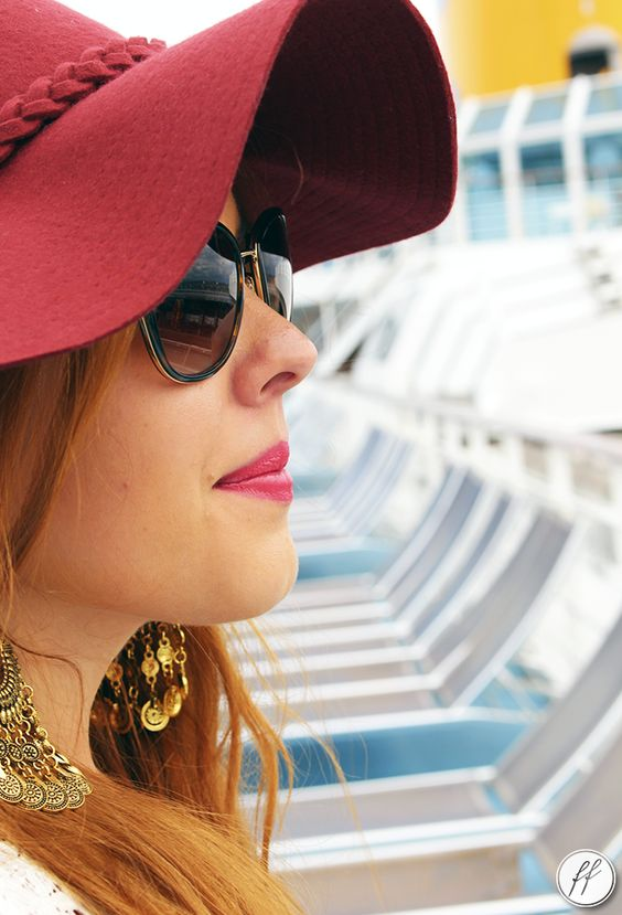 Chilli Beans Fashion Cruise 1