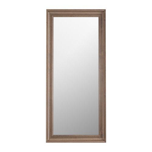 Hemnes Ikea and Mirror on Pinterest