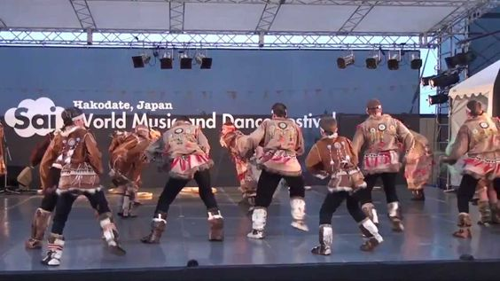 "2013 WMDF006 ""Koryak Folk Ensemble Eygunychvan of Kamchatka"", Russia: エグ..."