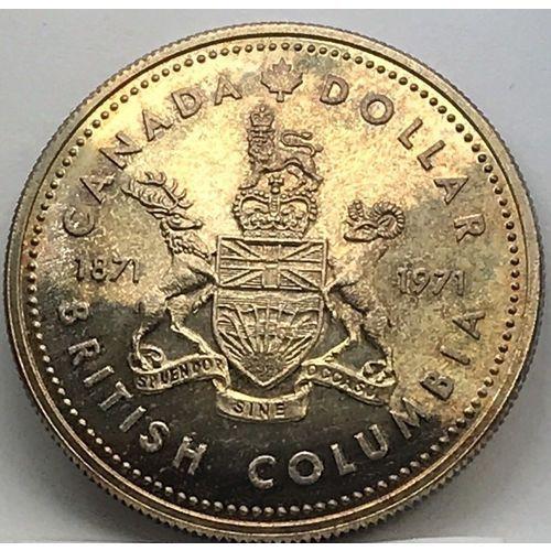 1971 Canada 1 Dollar Silver Coin Nice Coins Silver Coins Buy Coins
