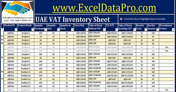 Download UAE VAT Debit Note Excel Template UAE VAT Templates - debit note issued by supplier