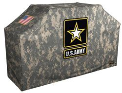 Army Strong US Army BBQ Covers