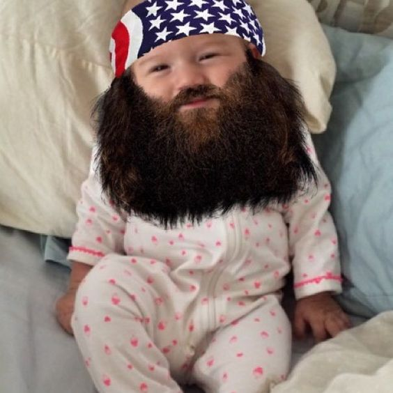 #BeardLikeDaddy