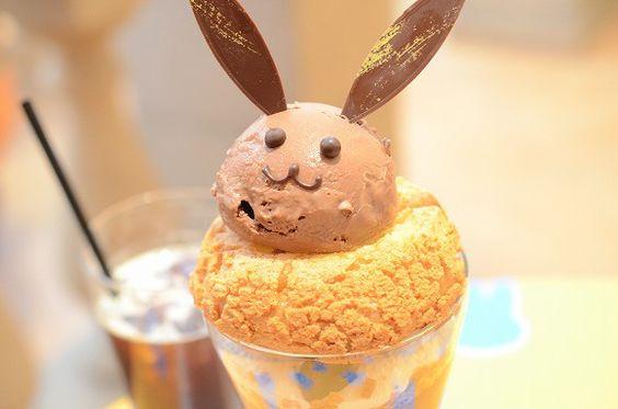 超話題のうさぎシュークリーム♡ニコラシャールの人気の理由!|MERY [メリー]