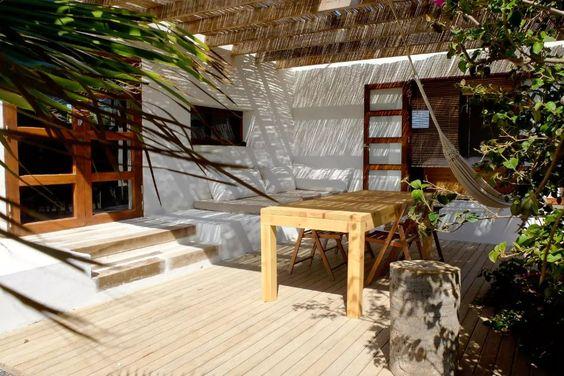 → #Decoración SELFMADE en #Fuerteventura 🌴☀ La casa 'a medida' que se alquila en Airbnb #interiorismo #lifestyle