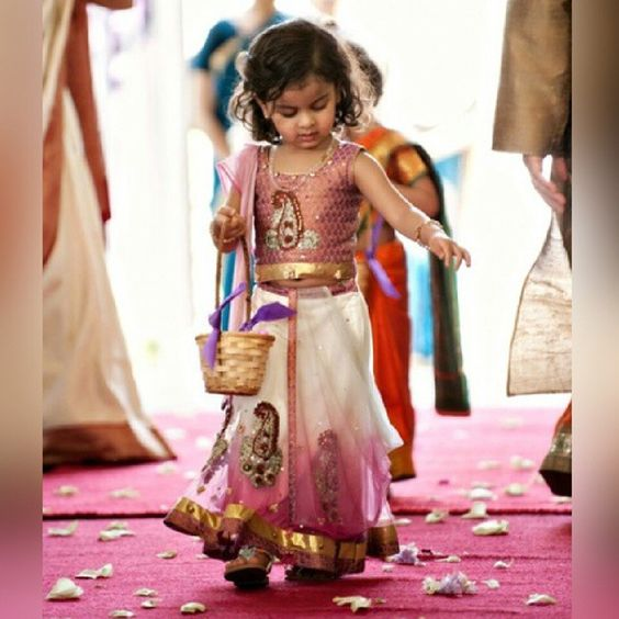 So #cute #indiangirl #indiankids