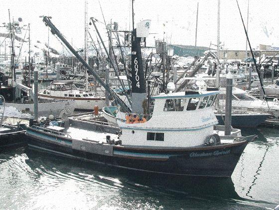 Alaska commercial fishing permits alaska commercial for Commercial fishing boats for sale by owner