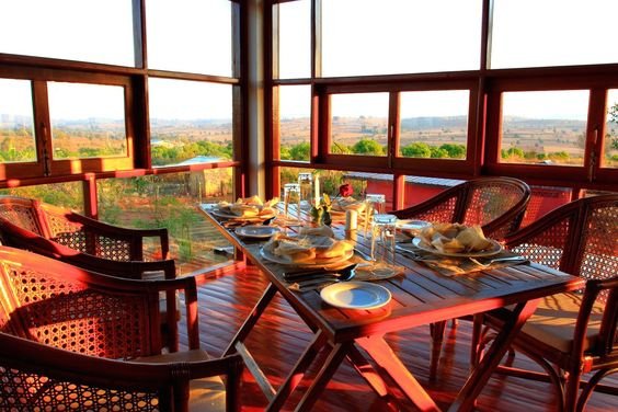 Come explore Pindaya with Thahara and delve deeper into the history and culture of Myanmar while you stay high up in the Shan mountains.  Enjoy breakfast at Thahara Pindaya while overlooking the Shan mountains, with some amazing views.