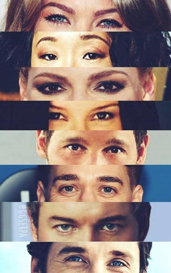 Esses olhares
