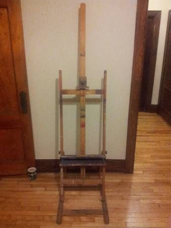 Used Winsor & Newton Shannon Easel