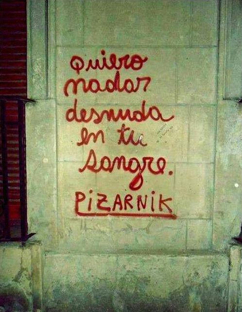 Substancia: Existir por si mismo. Existo, pienso, sueño y viajo. Soy LIBRE. Sufro. Recuerdo...#Pizarnik
