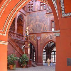 Town Hall - Basel