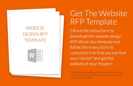 how to write an rfp How to write an investment management request for proposal stephanie doane & michele thomas jpmorgan there are many factors associated with writing a request for proposal (rfp) for.