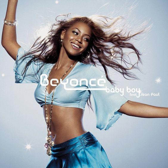 Beyoncé – Baby Boy (single cover art)