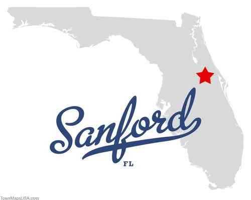 Have you ever passed through Sanford or