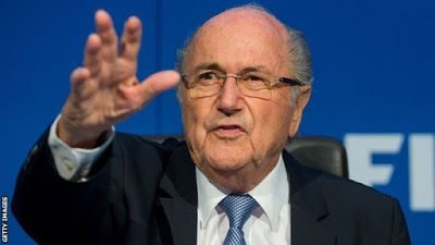 """Welcome to NewsDirect411: Sepp Blatter Former FIFA President Says """"I Was Clo..."""