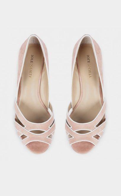 Modest Summer Flat Shoes