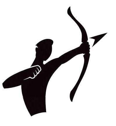 logos archer...D Arrow Logo