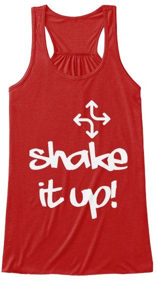 Shake it up, ladies! Best for your Zumba, Cardio, Aerobic classes... Not available in the stores. Grab your today! #shakeitup #shakeyourbody #zumbafitness #zumbawear #zumbadance #zumbainstructor #zumbacommunity #cardioworkout #cardioexercises #cardiofitness #aerobics #aerobicwear #workoutgear #workoutclothes #teespring #designermomrocks