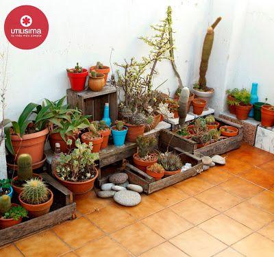 Grandes ideas espacios chico utilisima buscar con google - Jardines chicos decoracion ...