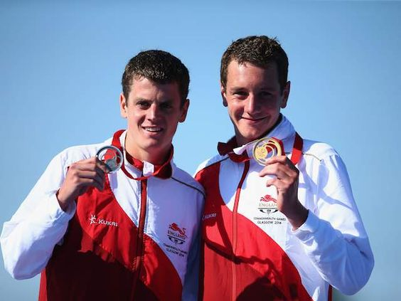 Brownlee brothers to lead Team GB triathletes at Rio 2016 Olympics