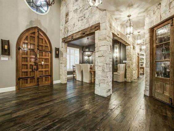 Floors, walls, beams