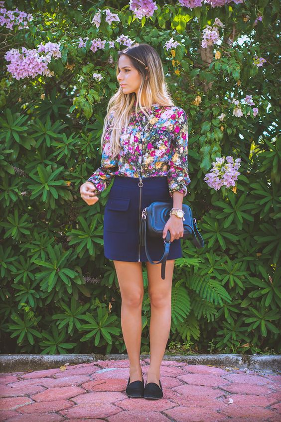blusa-flores-look-lookoftheday-inspiration-flowers-gucci-sliper-lookdodia-streetstyle