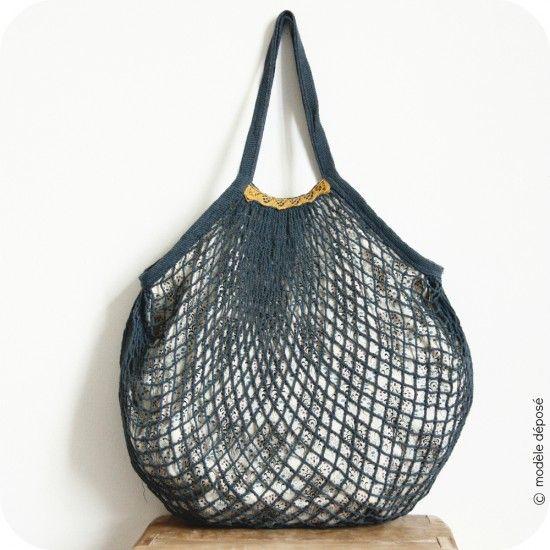 le filet provision de nos grand m res revisit plus d 39 un tour dans mon sac pinterest. Black Bedroom Furniture Sets. Home Design Ideas