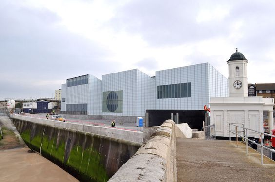 The new Turner Art Gallery Margate