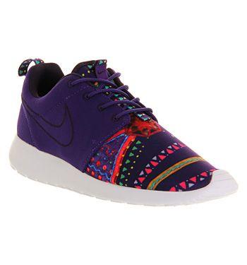 Nike Roshe Run - Purple Dynasty