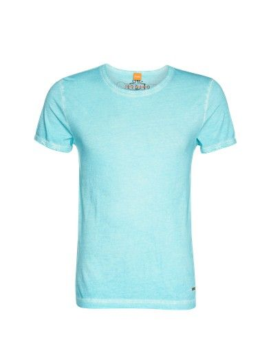 BOSS ORANGE T-Shirt ´Tour´ blau