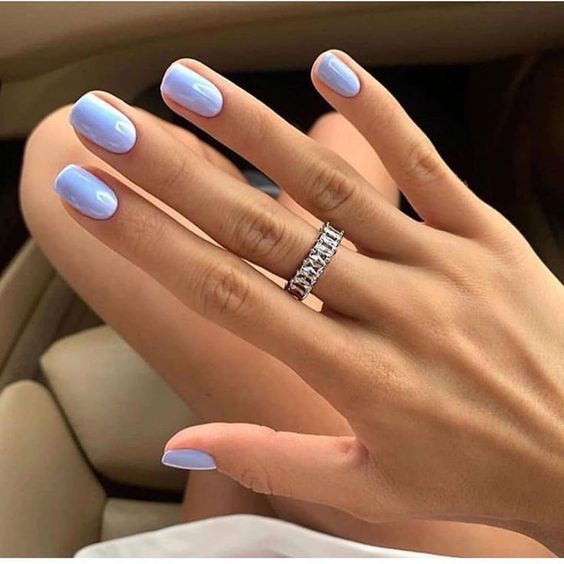 The Best Summer Nail Colours In 2020 Swag Nails Cracked Nails Minimalist Nails