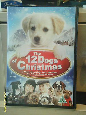 The 12 dogs of #christmas #(dvd, #2012),  View more on the LINK: http://www.zeppy.io/product/gb/2/162131513557/