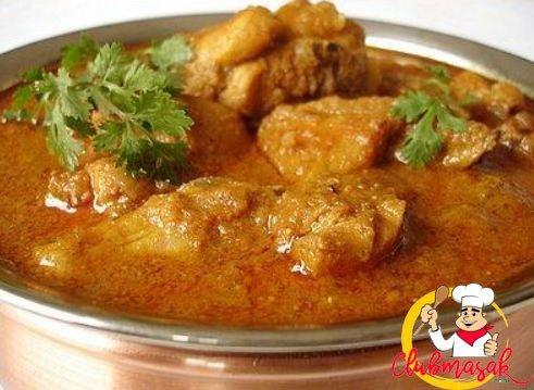 Resep Kari Ayam Resep Kari Ayam Tanpa Santan Resep Kari Ayam India Clubmasak Com Resep Masakan Resep Ayam Kari Kari Ayam