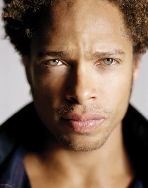 I don't remember his name..I don't need to lol..He is from CSI Las Vegas and he is yummy