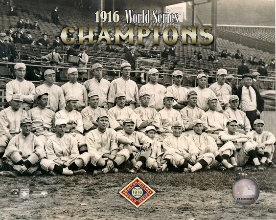 "1916 Boston #RedSox World Series Champions Team  8"" X 10"" Photo from $8.49"