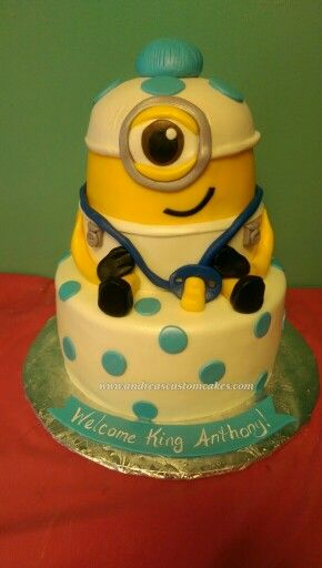 minion baby shower cake baby shower cakes pinterest baby showers
