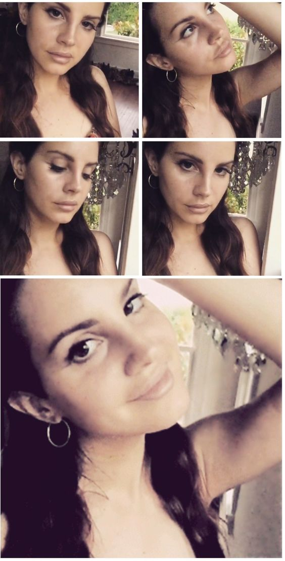 Lana Del Rey on Instagram #LDR