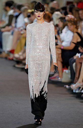 Vestido de novia de Stéphane Rolland. Stéphane Rolland %%%magicSeoKeywords%%%