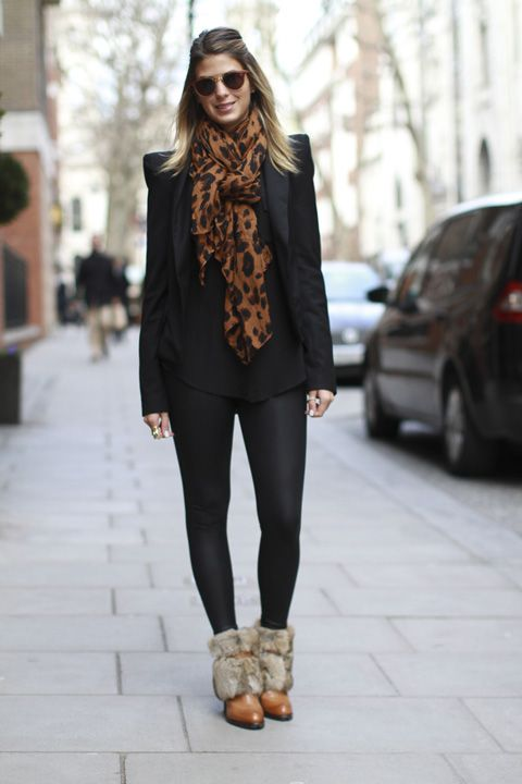 Hummm, amei a jaqueta! Quero!: