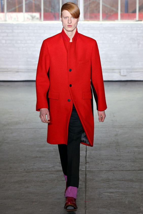 Duckie Brown FW 2013