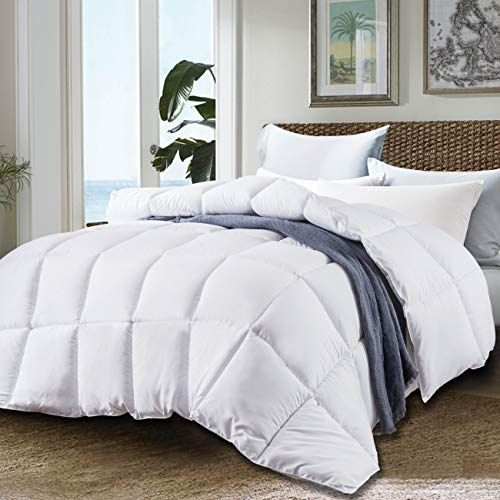 Jurlyne White Comforter Twin Twin Xl Size Quilted Reversible