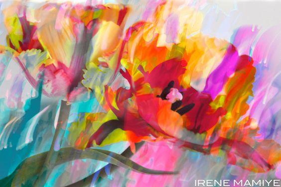 Blooms- Irene Mamiye
