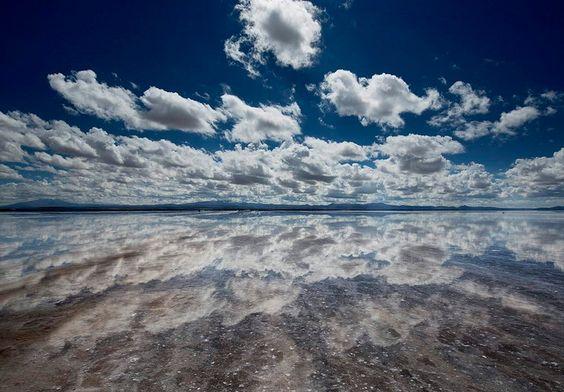 Vẻ đẹp của những ruộng muối Jeungdo