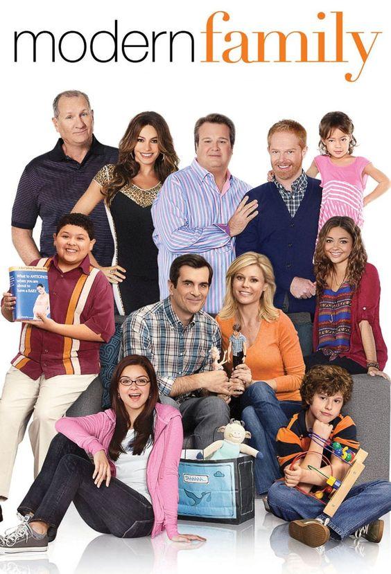 Modern Family TvShow saison deux épisode 11: